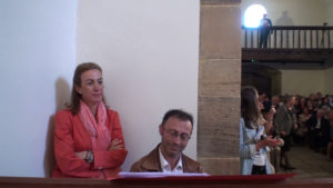2013.06.30 Reinaguración Iglesia de Villazón 069 Carmen y Arévalo hijo