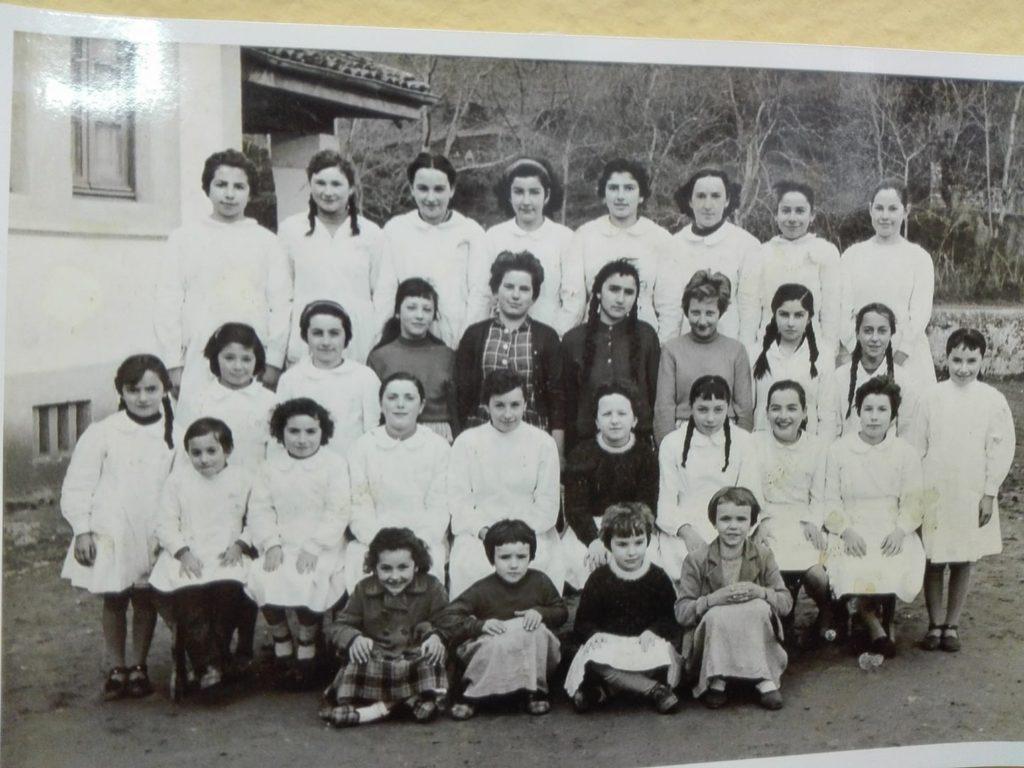 Escuela de Villazón 1961
