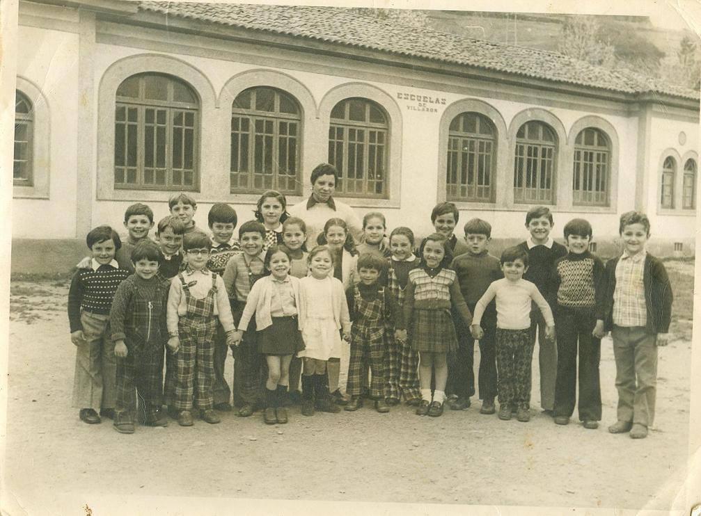 Escuela de Villazón 1974-75