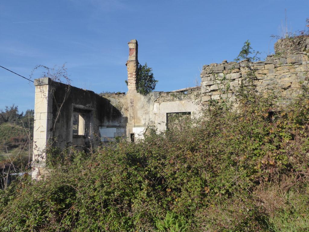 El Arbodal. Ruina. ES-06